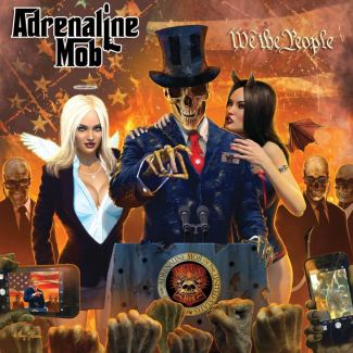 Adrenaline Mob - We The People - Cover
