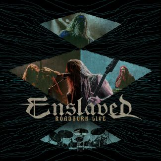 Enslaved - Roadburn Live Cover
