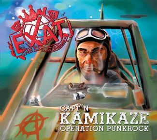 Exat - Capt'n Kamikaze - Operation Punkrock Cover