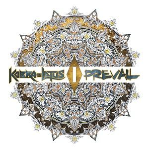 Kobra And The Lotus - Prevail I Cover