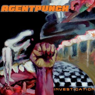 Agentpunch - Investigation, Cover
