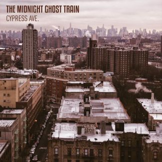 The Midnight Ghost Train - Cypress Ave, Cover ©Napalm Records
