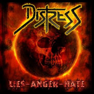Distress - Lies-Anger-Hate Front Cover ©Distress