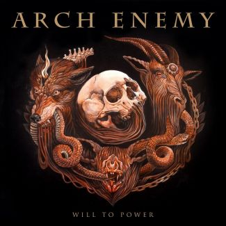 Arch Enemy - Will to Power, Cover ©Century Media Records