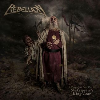 Rebellion - A Tragedy In Steel Part II ©Massacre Records