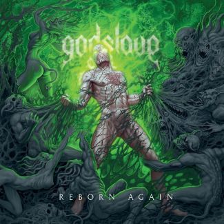 Godslave - Reborn Again, Cover