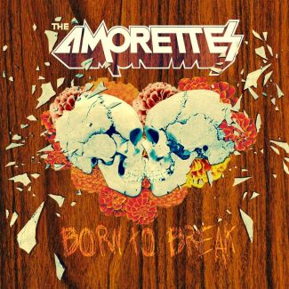The Amorettes - Born To Break, Cover