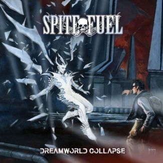 SpiteFuel - Dreamworld Collapse, Cover