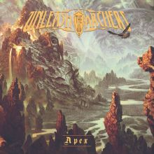 Unleash The Archers - Apex Cover