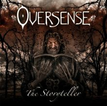 Oversense – The Storyteller Cover
