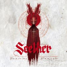 Seether - Poison The Parish Cover