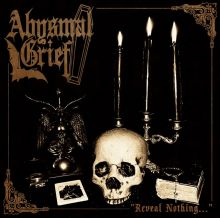 Abysmal Grief - Reveal Nothing Cover