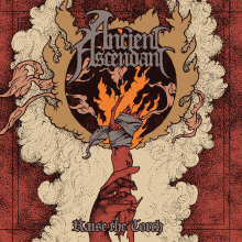 Ancient Ascendant - Raise The Torch Cover