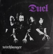 Duel -Witchbanger Cover