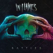 In Flames - Battles Front Cover