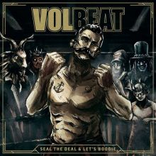 Volbeat - Seal The Deal & Let's Boogie Cover