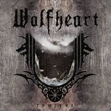Wolfheart - Tyhjyys Front Cover