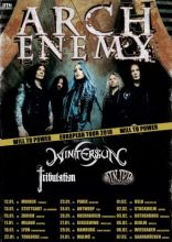 Arch Enemy Tour ©Century Media