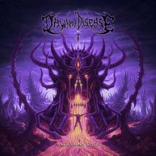 Dawn Of Disease - Ascension Gate, Cover ©Napalm Records