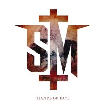 "Savage Messiah - ""Hands Of Fate"" Cover ©Travis Smith"