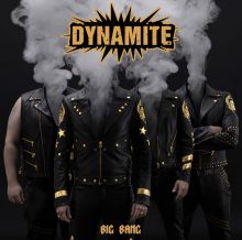 Dynamite - Big Bang, Cover ©Dynemite