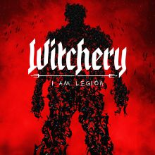 Witchery - I Am Legion, Cover ©Century Media Records