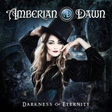 Amberian Dawn - Darkness of Eternity, Cover ©Napalm Records