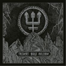 Watain - Trident Wolf Eclipse, Cover ©Century Media Records