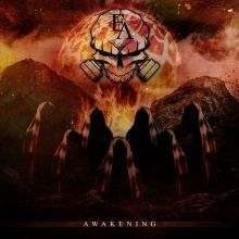 Escaping Amenti - Awakening, Cover ©Escaping Ament