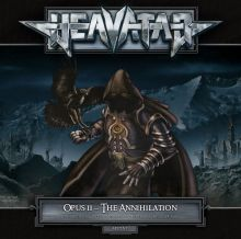 Heavatar - Opus II The Annihilat, Cover