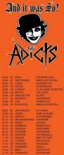 The Adicts Tour