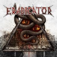 Eradicator - Into Oblivion, Cover