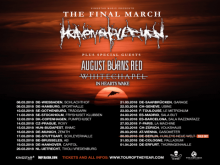 Heaven Shall Burn Tour