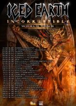 Iced Earth Tour