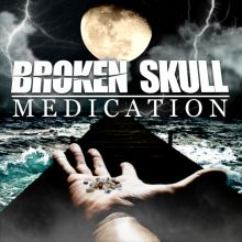 Broken Skull - Medication, Cover