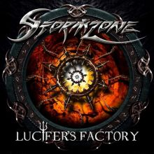 Stormzone - Lucifer's Factory, Cover