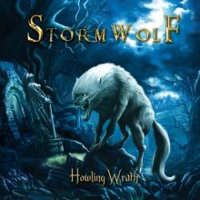 Stormwolf - Howling Wrath, Cover