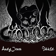 Andy Jones - Shield, Cover