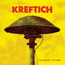 KREFTICH - Niemals Stumm, Cover