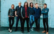 Foo Fighters ©Brantley Gutierrez