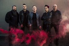Stone Sour ©Travis Shinn