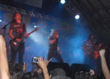 Angra Live In Fortleza. ©MetalBrasil